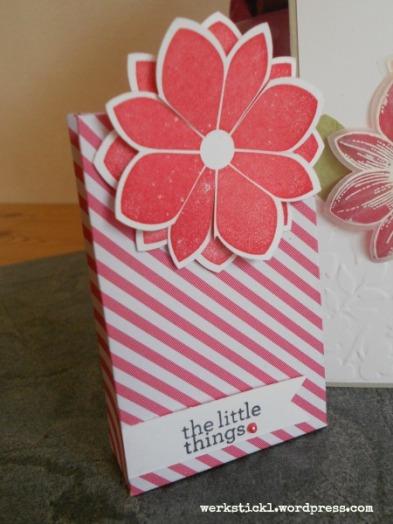 Petal Potpourri, Hello Life, kleine Verpackung, Designerpapier im Block Jede Menge Liebe